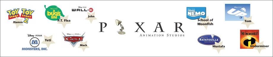 Pixar Films