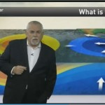John Ratzenberger Delivers the Weather Report